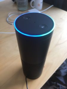 Amazon Echo türschlösser