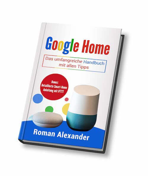 Google Home Handbuch