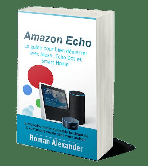 Amazon echop manuel francais