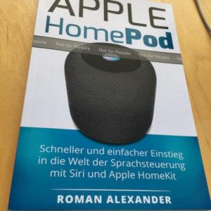 apple homepod handbuch