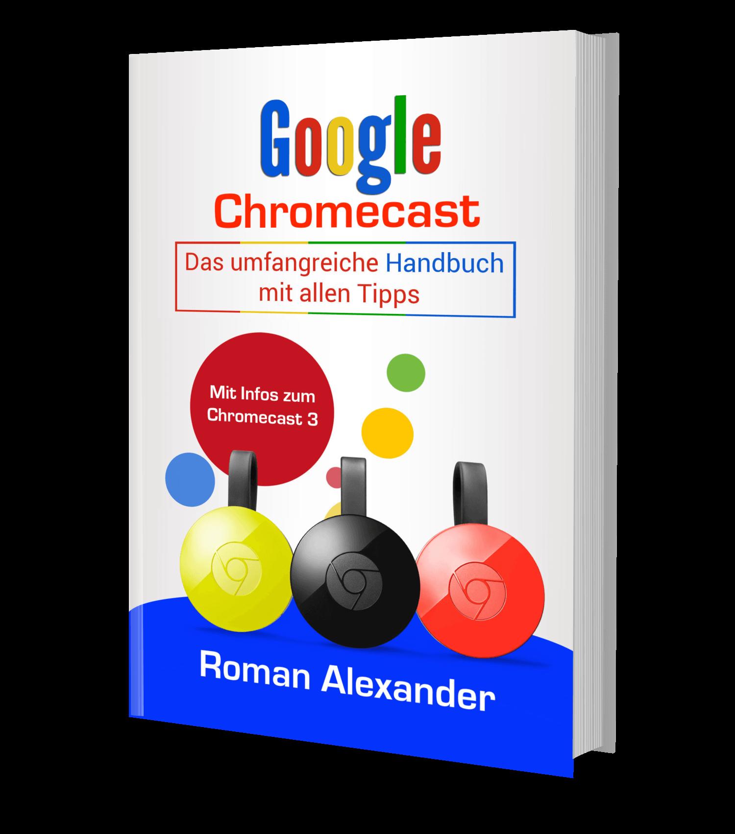 google chromecast handbuch einrichten pdf