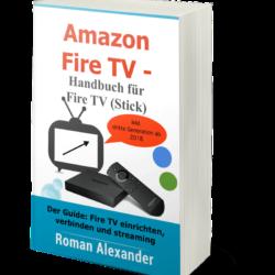 amazon fire tv stick Handbuch