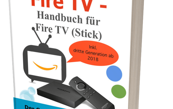 amazon fire tv stick Handbuch
