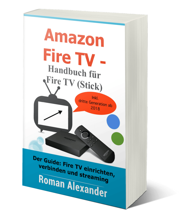 Amazon Fire TV Handbuch