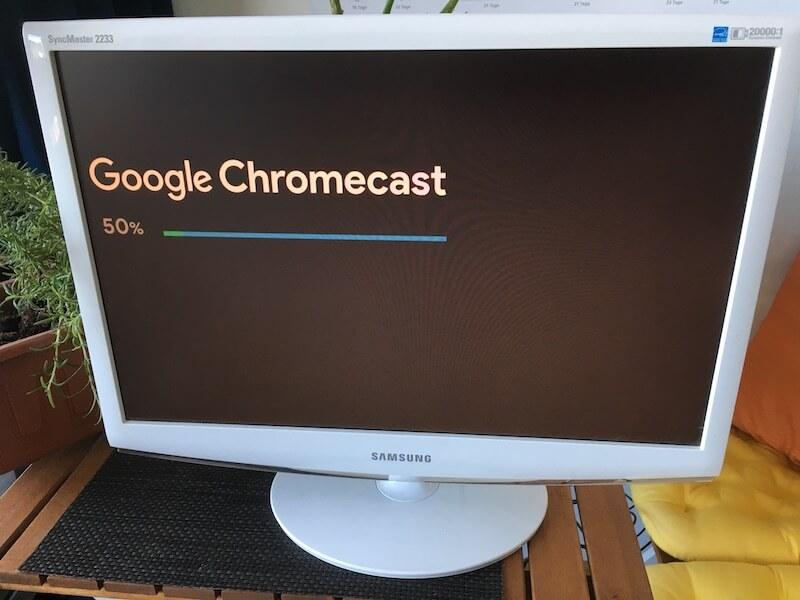 google chromecast einrichten pdf