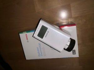 smarthomesystem bosch thermostat