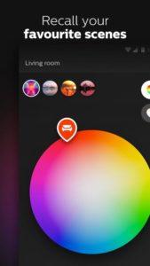 smarthomesystem philips hue app