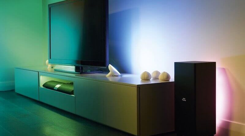 smarthomesystem philips hue szene licht