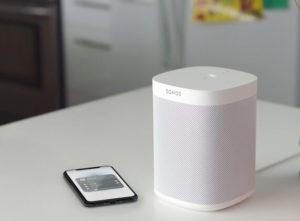 Amazon Alexa Sonos Steuern Smart Home System