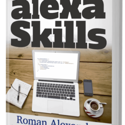 how to develop and build alexa skills book