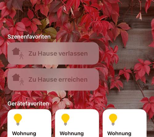 was ist apple homekit startseite
