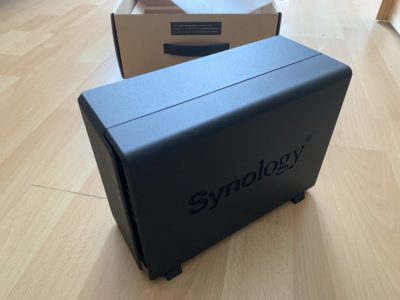 synology nas tutorial