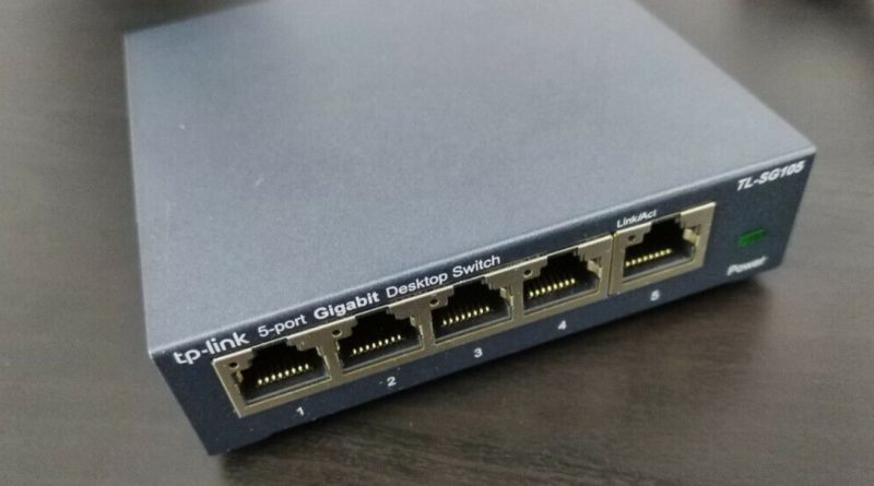 lan switch tp link